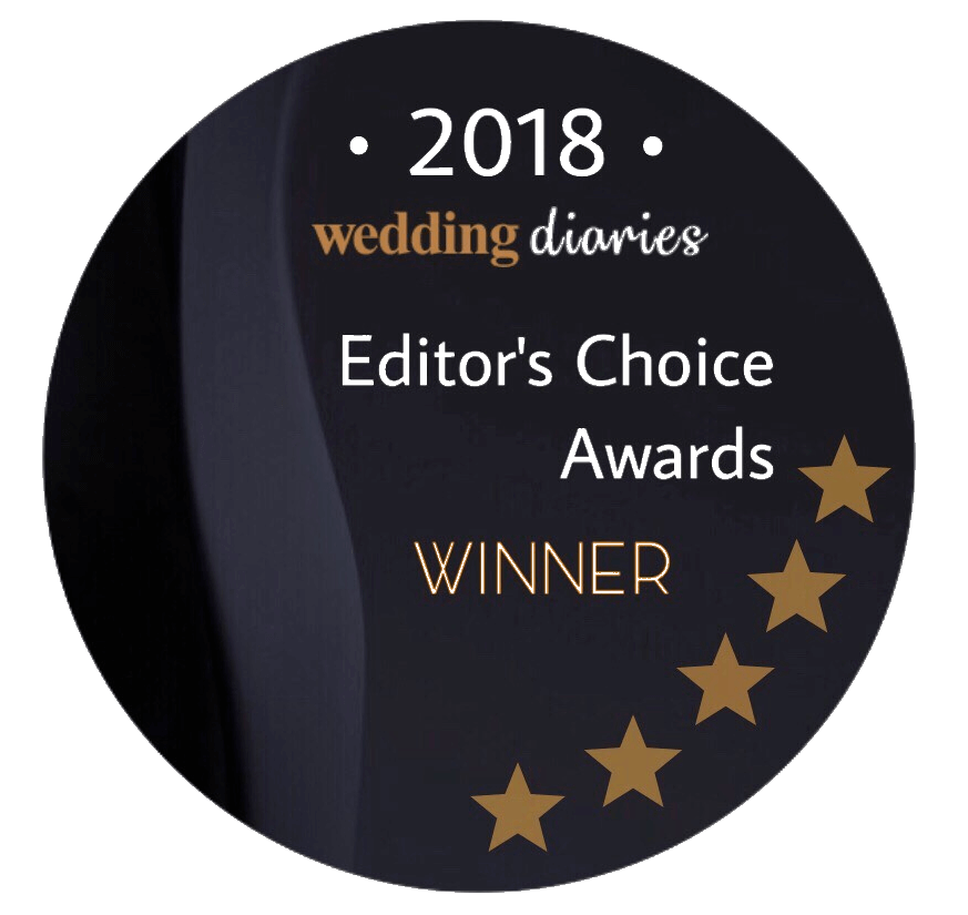 wedding diaries badge award