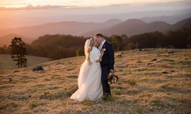 O'Reilly's Rainforest Retreat Wedding Photography