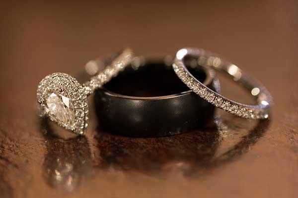 wedding rings brisbane wedding photography