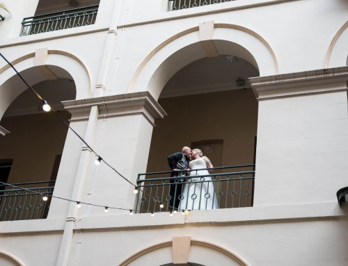 Treasury Hotel Brisbane Wedding Photographers